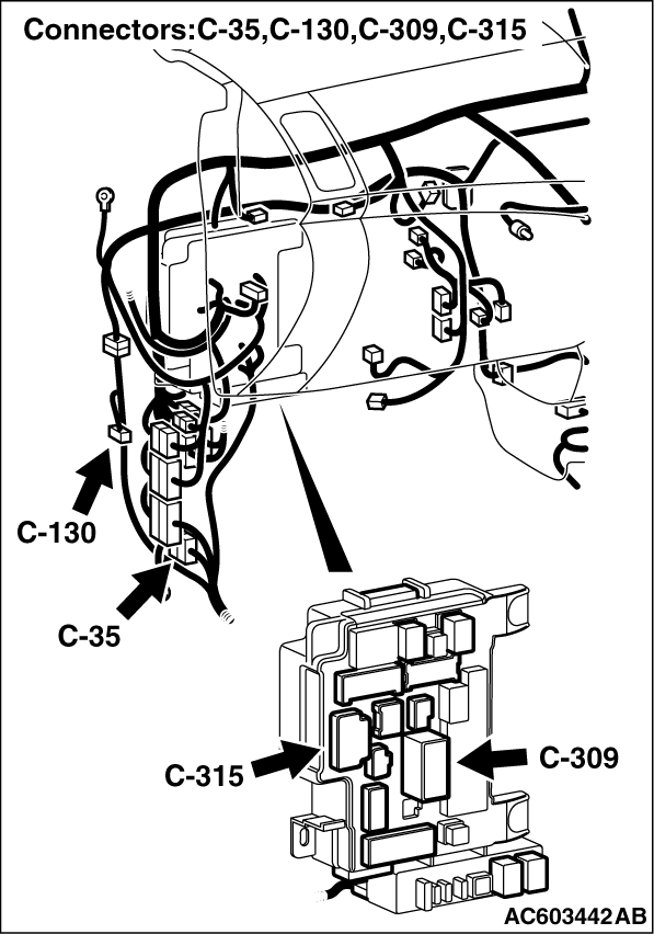 Code No C145d Wiring Harness And Coupling Coil Open Circuit Failure