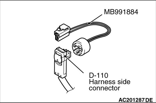 Code No B1b1a Left Curtain Air Bag Module Squib System Open