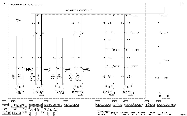 MITSUBISHI MULTI COMMUNICATION SYSTEM (MMCS) (CONTINUED)