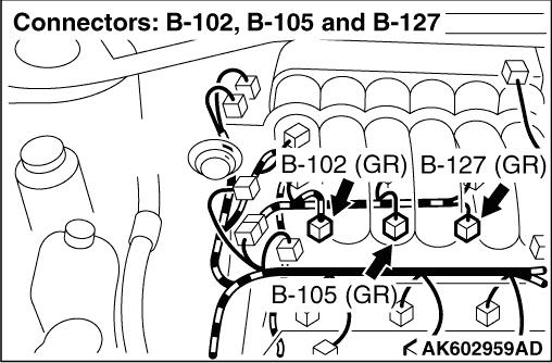 code no  p0134  right bank oxygen sensor  front  circuit