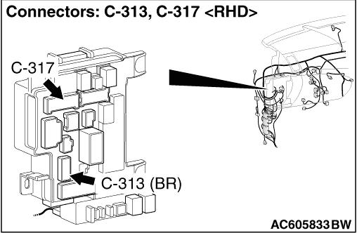 code no  p0705  malfunction of inhibitor switch