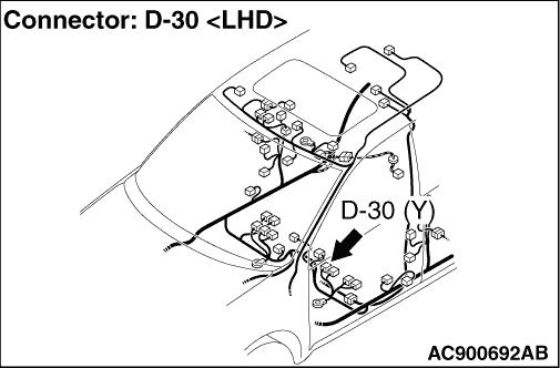 code no  b1c2a left side