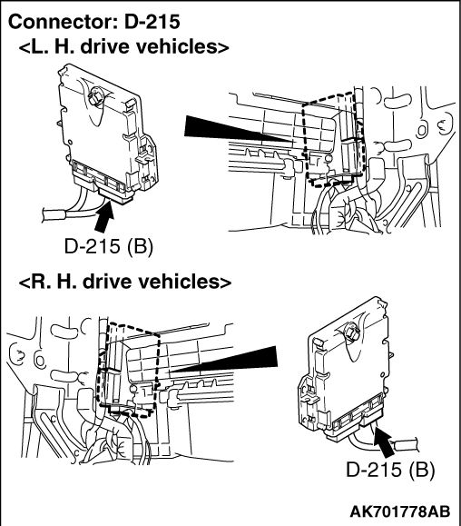 Code No  P2138: Accelerator Pedal Position Sensor (Main and