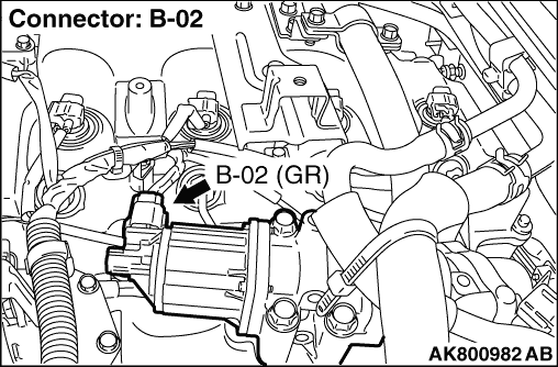 mitsubishi outlander o2 sensor location