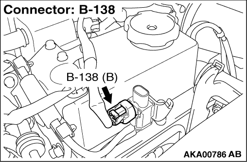 Code No  P2426: EGR Cooling Valve Control Circuit (low) <Euro5>